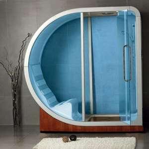 卫浴间各种创意设计生活好享受Dc插座